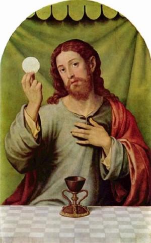 Juan de Juanes Eucharystia