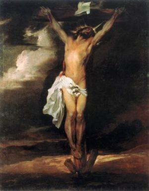 Anthony van Dyck Ukrzyżowanie