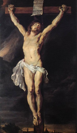 Peter Paul Rubens Chrystus ukrzyżowany