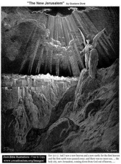 Gustave Doré Nowe Jeruzalem