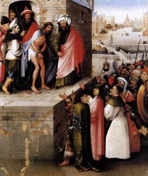 Hieronymus Bosch Oto Człowiek