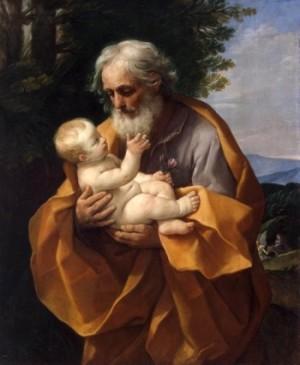 Guido Reni Św. Józef i Dziecię Jezus