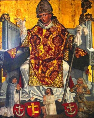 Święty Stanisław (malarz nieznany)