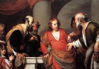 Bernardo Strozzi Dobry użytek z pieniądza