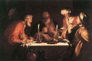 Abraham Bloemaert Emaus