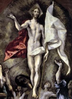 El Greco Zmartwychwstanie