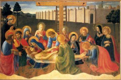 Fra Angelico Lamentacja