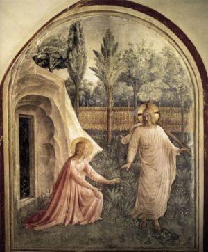 Fra Angelico Nie dotykaj Mnie