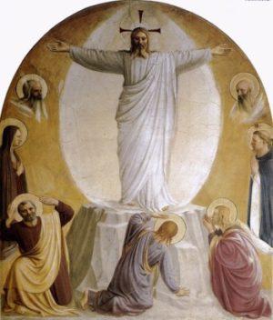 Fra Angelico Przemienienie