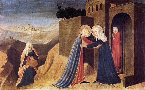 Fra Angelico Nawiedzenie