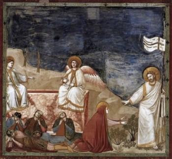 Giotto di Bondone Nie dotykaj Mnie