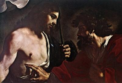 Guercino Niewierny Tomasz