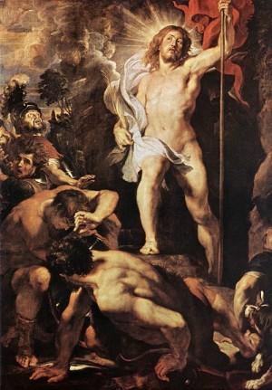 Pieter Rubens Zmartwychwstanie