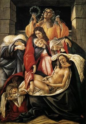 Sandro Botticelli Lamentacja