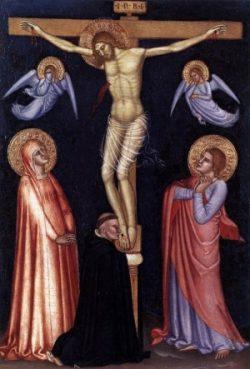 Andrea da Firenze Ukrzyżowanie
