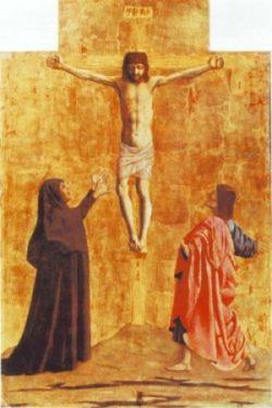 Piero della Francesca Ukrzyżowanie
