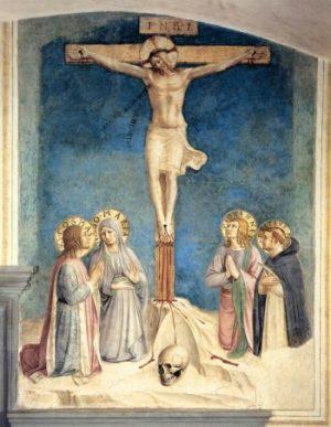 Fra Angelico Ukrzyżowanie