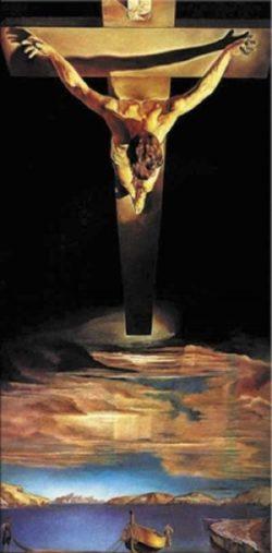 Salvador Dali – Chrystus św. Jana od Krzyża