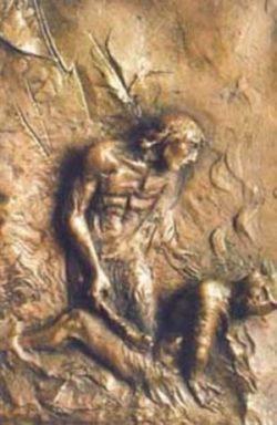 Gustaw Zemła Kain i Abel