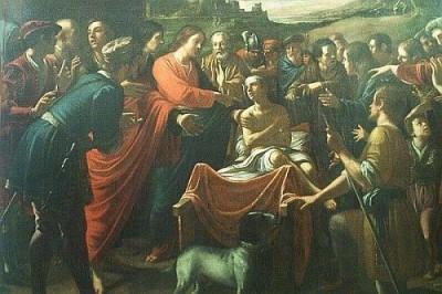 Mario Minniti Wskrzeszenie młodzieńca z Naim
