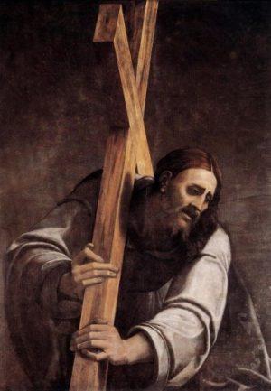 Sebastiano Del Piombo Chrystus dźwiga krzyż