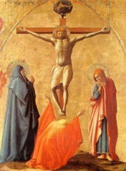 Masaccio Ukrzyżowanie