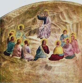 Fra Angelico Kazanie na Górze