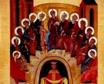 Kiko Argüello Zesłanie Ducha Świętego