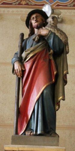 Chrystus Dobry Pasterz Austria Karyntia
