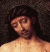 Hans Memling Jezus umęczony