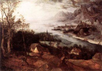 Pieter Bruegel Starszy Siewca