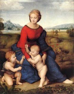 Rafael Santi Madonna del Prato