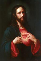 Jose Maria Ibarraran y Ponce Serce Jezusa