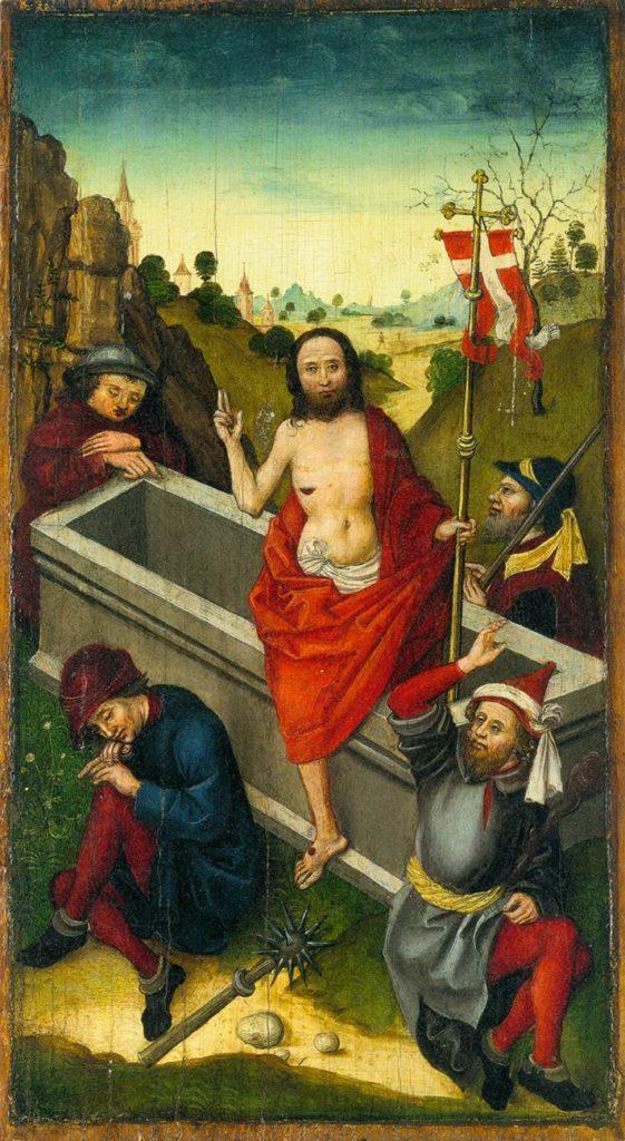 Ludwig Schongauer Zmartwychwstanie