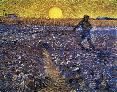 Vincent van Gogh Siewca